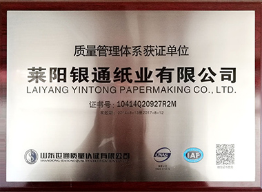 Yintong Papermaking